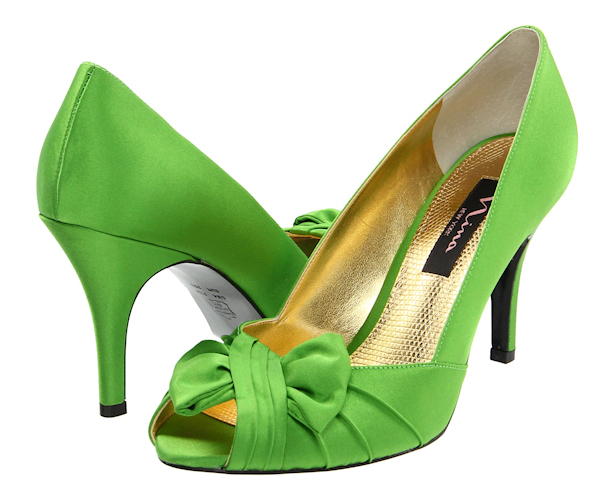 Green Wedding Shoes Bitsy Bride