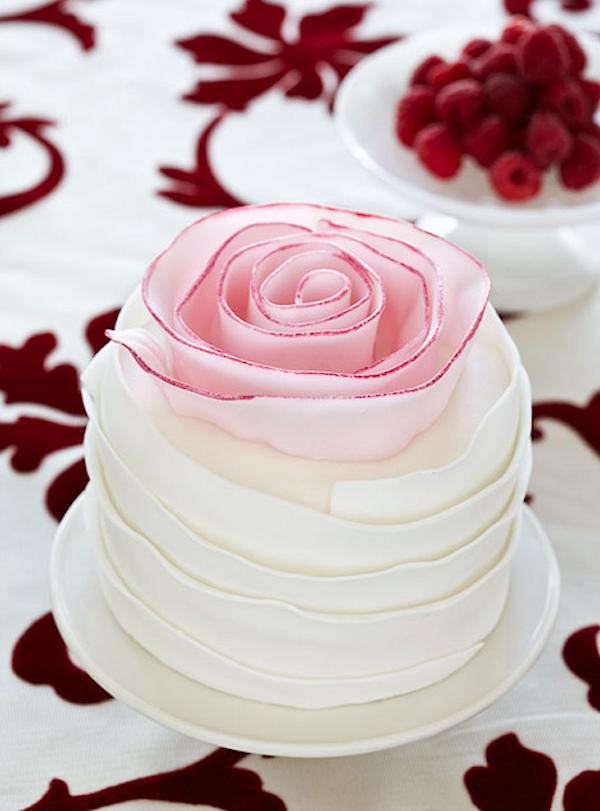 mini cake bitsy bride