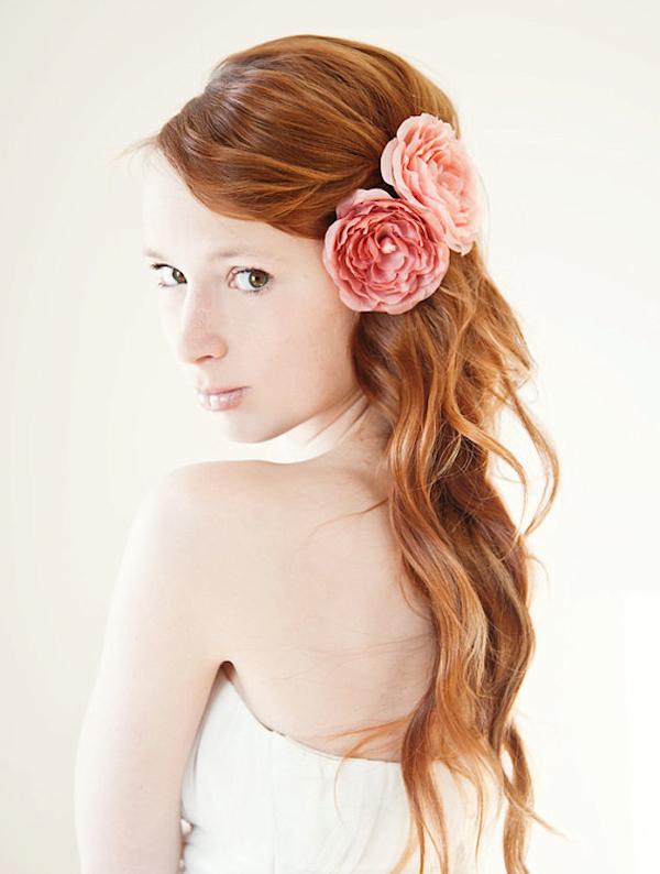 Flower hair accessories bitsy bride flower hair accessories mightylinksfo