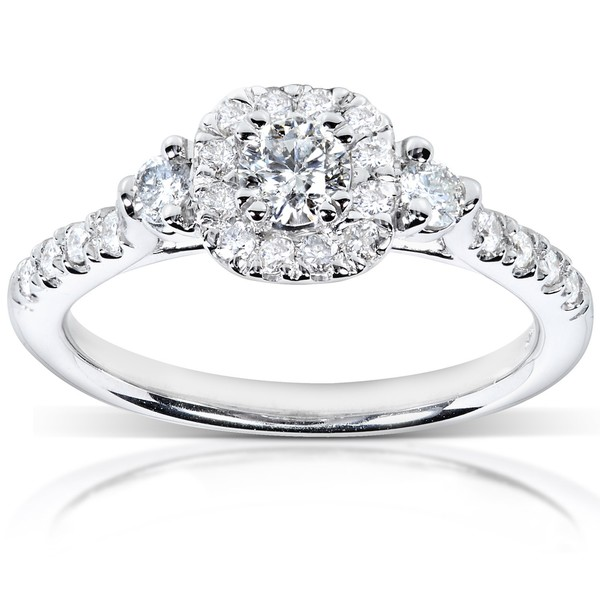 Affordable Engagement Rings Under