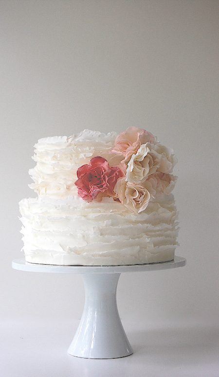 Maggie Austin Wedding Cakes - Bitsy Bride