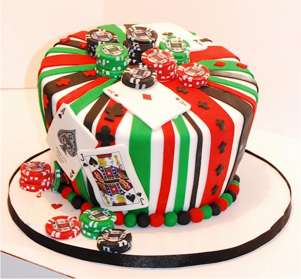 Poker Cake Pops