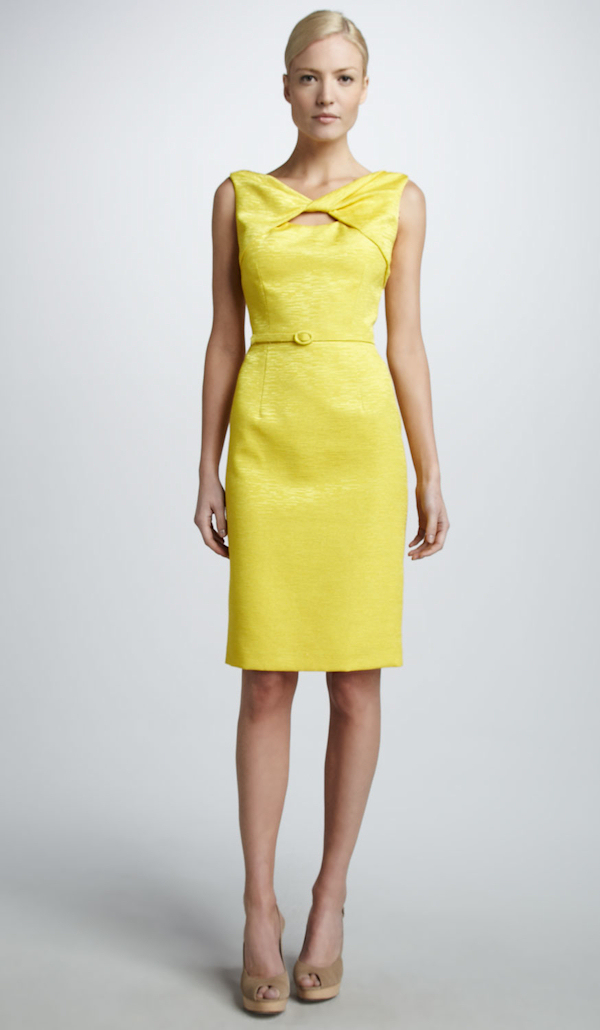 Yellow Cocktail Dresses. Embellishing yourself in yellow would escalate your personality to a higher level if you take a little time and choose the perfectYellow Cocktail vip7fps.tkr you desire to get the Yellow Cocktail Dresses with? sleeves, long sleeve, sleeveless, one shoulder or in short sleeves; you have all the alternatives just at the clicks of your fingers.