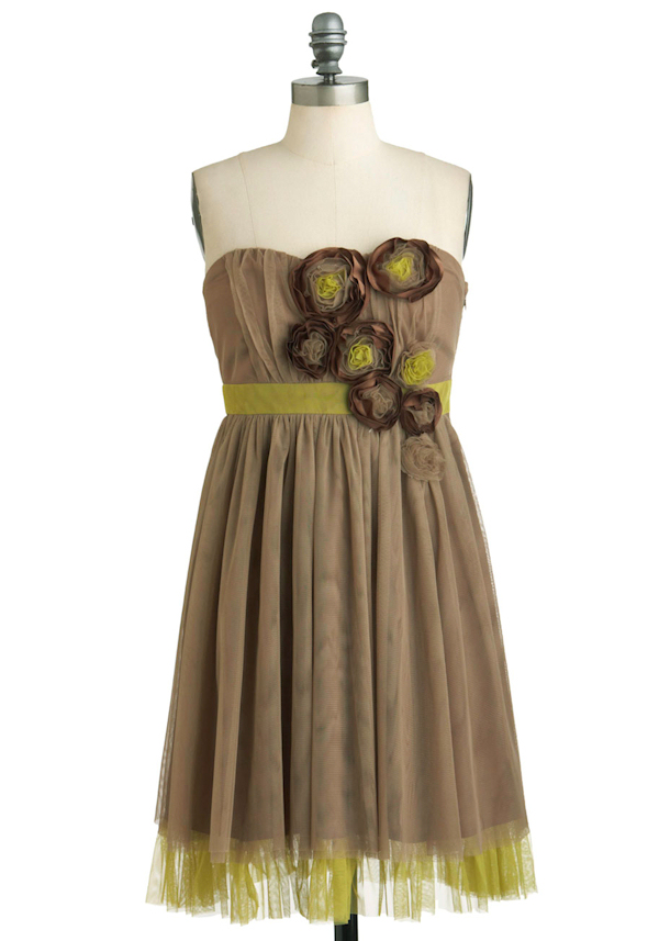 Light Brown Bridesmaid Dresses 92