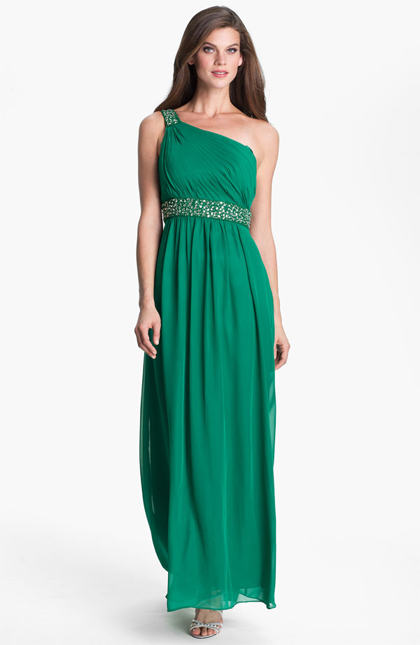 Bridesmaid dresses emerald green for Emerald green dress for wedding