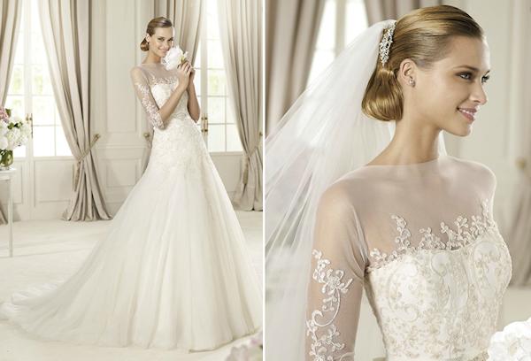 Pronovias Wedding Dresses - Bitsy Bride