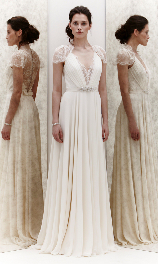 Vintage Wedding Dresses - Bitsy Bride