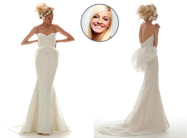 Mackenzie Douthit Wedding Dress